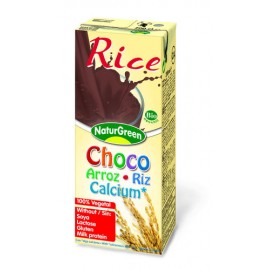 naturgreen arroz choco 200 ml