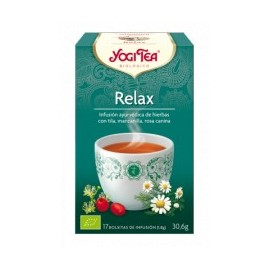 YOGUI TEA RELAX 17 bl BIO