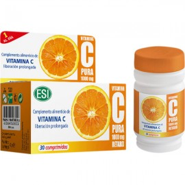 VITAMINA C PURA 1000 MG RETARD