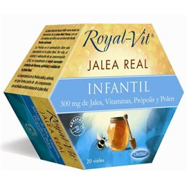 JALEA REAL INFANTIL DEFENSAS