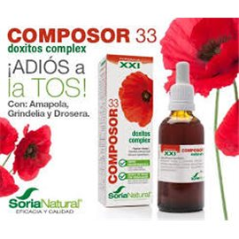 COMPOSOR 33 DOXITOS 50 ML