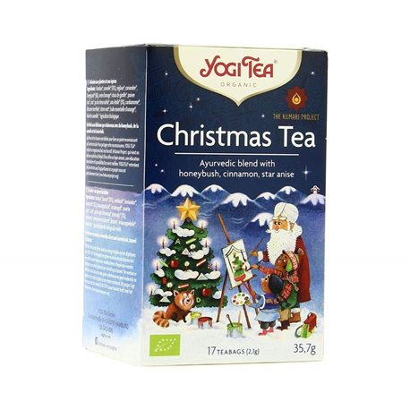 YOGUI TEA CHRISTMAS TEA 17 FILTROS