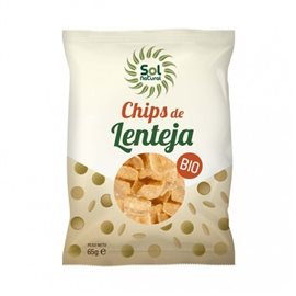 CHIP LENTEJAS BIO SOL NATURAL