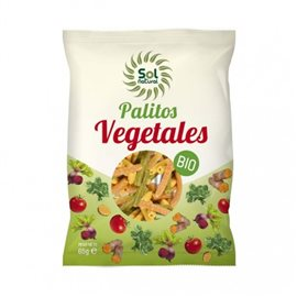 PALITOS VEGETALES SOL NATURAL BIO